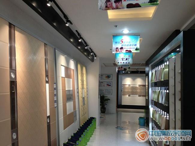 奥华绍兴柯桥旗舰店黑白鲜明现代极简主义装修风格展示