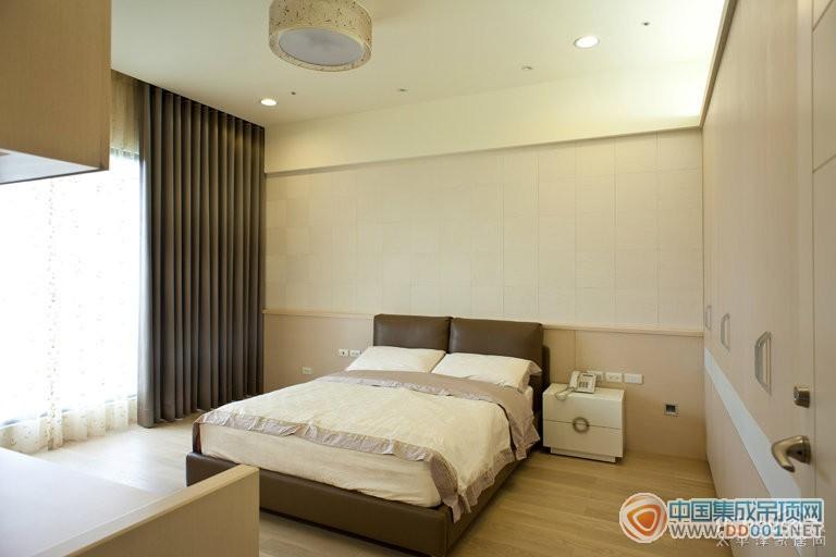 217平米四居室低调奢华风装修效果图