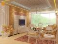 欧斯龙餐厅吊顶、客厅吊顶、卧室吊顶效果图
