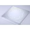 艾弗莱LED雕刻灯 花好月圆300*300银色