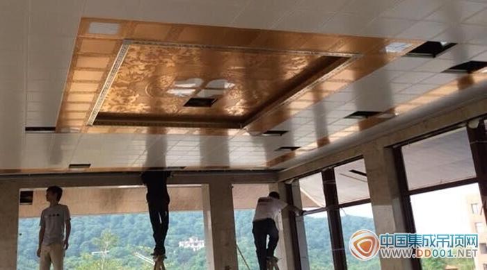 艾弗莱全屋尊贵吊顶:一道美丽的风景线