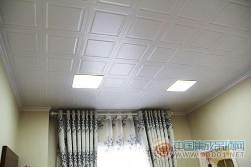 美赫欧式吊顶卧室系列产品实景图