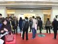 第二十二届北京建博会帝拓法式吊顶展会现场