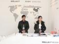 美尔凯特惊艳亮相第22届中国(北京)国际建筑装饰及材料博览会