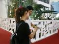 第17届广州建博会中国集成吊顶杂志发放现场