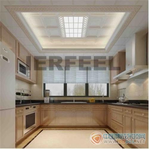 爱尔菲:轻奢型欧式厨房设计鉴赏