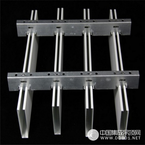 U型铝方通吊顶