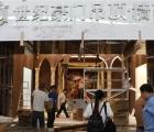 广州展:世纪豪门全屋整装,从顶墙开始—展前准备