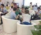 广州展:奥华7月与您相约广州建博会—展会现场