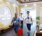 广州展:品鼎携集成吊顶行业最长展台登场—展会现场