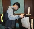 北京建博会:欧斯迪风格家居打造全屋整装奢华体验—展会现场
