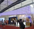 广州建博会:超级大板+3D背景墙,蓝姆特大放异彩—展馆赏析