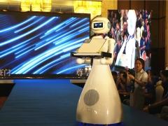 机器人展示新品