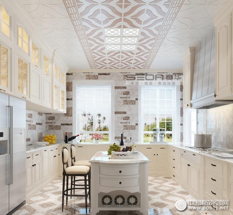 326-厨房吊顶