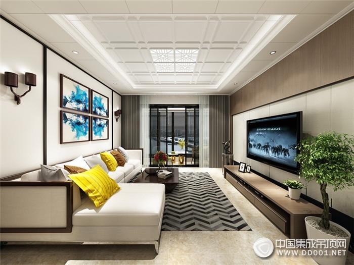 德莱宝19周年品牌狂欢月l世界超模&轻奢客厅吊顶的时尚之旅!图片