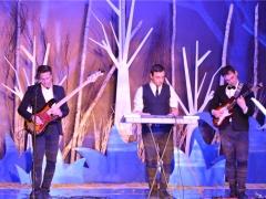 国外乐队演奏