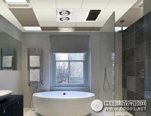 冬季洗澡全靠它,集成吊顶浴霸保养技巧多!