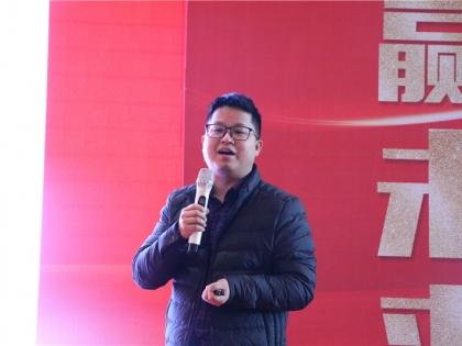 灵思策划总经理朱明华先生