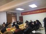 武峰新春座谈会,共谋2018年大业 (955播放)