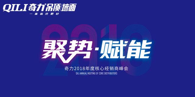 奇力吊顶2018年度核心经销商峰会