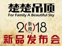 敦煌·楚楚吊顶2018新品发布会 (1014播放)