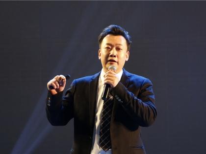 楚楚副总经理夏总发言