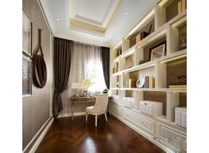 书房吊顶装修效果图 营造奢华大气的时尚感
