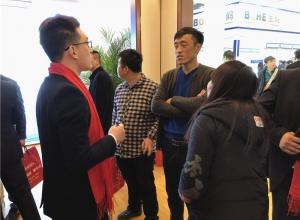 北京建博会:奥华三大产业并举,开启生态顶墙定制—展会现场