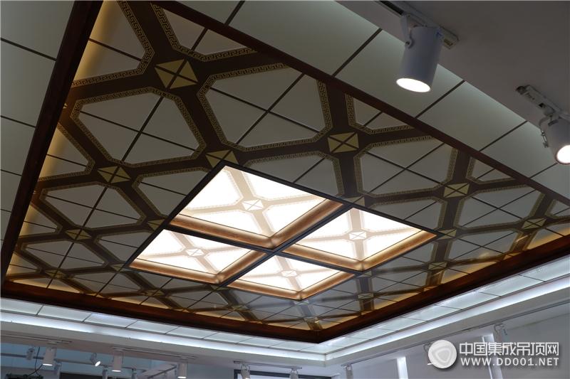 北京建博会:鼎美以创新突围,顶墙集成新品密集发布—产品赏析