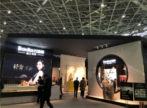 上海建博会:巴迪斯轻奢升级,邀你共赏绿色美学盛宴—展馆赏析 (4)