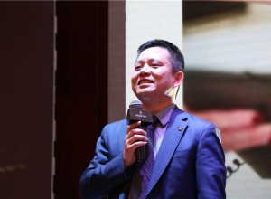 """""""领先一步 共赢梦想""""2018品格吊顶全国经销商年会—会议现场 (15)"""