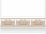 德世乐家吊顶天福系列-金丝玉-边线
