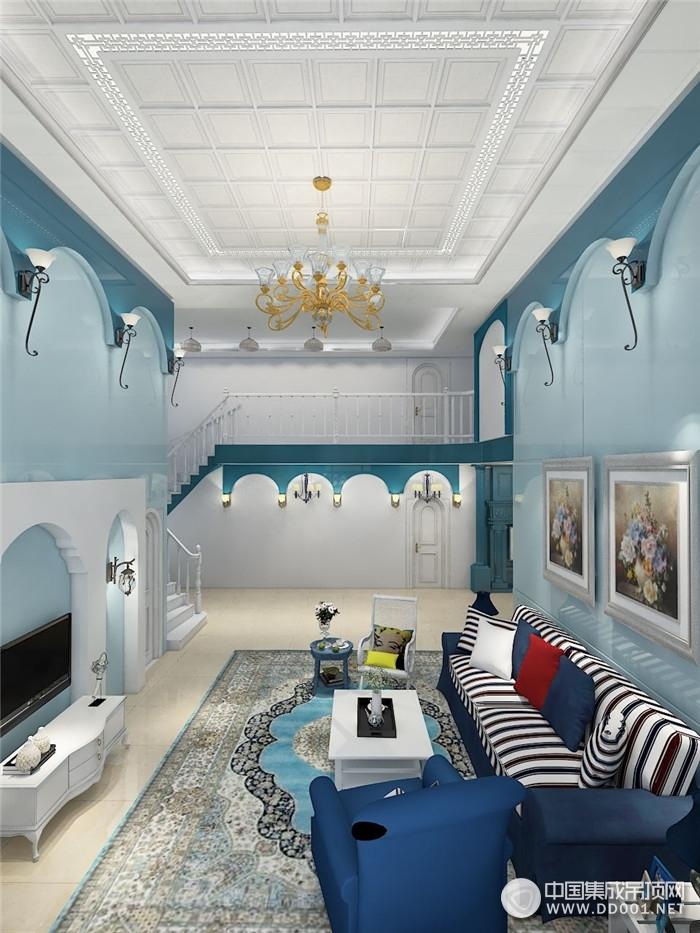 索菲尼洛地中海装修风格,带来人文精神和艺术气质