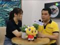【广州展专访】巴迪斯任学威:将负离子技术融入墙面,让家居生活更环保健康 (131播放)
