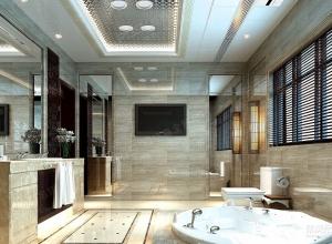卫生间吊顶最新装修图 派格森全屋吊顶卫浴效果图