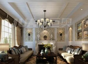 巨奥吊顶客厅装修效果图 家装客厅吊顶装修案例