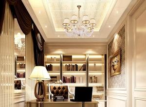 奇力集成墙面新装修效果图 客厅集成墙面装修案例