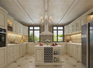 厨房阳台吊顶装修案例 品格新厨房吊顶效果图