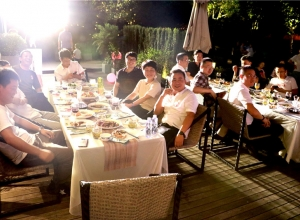 欣邦游学会(第一站)知行·见阿里——分享晚宴 (20)
