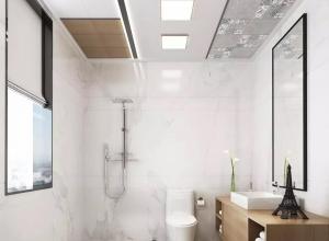爱尔菲集成顶墙现代风格装修效果图 现代风格装修案例 (3)