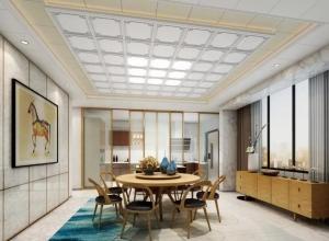品格高端全屋顶不同的吊顶风格装修案例