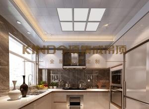 今顶吊顶现代风二室一厅装修案例,现代风格装修效果图