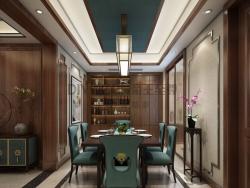 帝王至尊吊顶-新中式餐厅