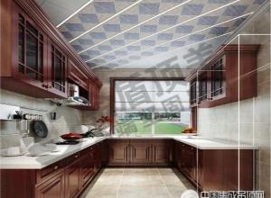 金盾顶美厨房吊顶