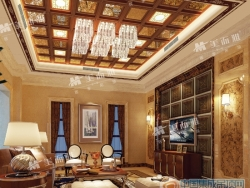 美而雅客厅吊顶-完美人生系列
