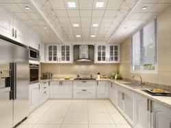 来斯奥厨房吊顶-欧式风格