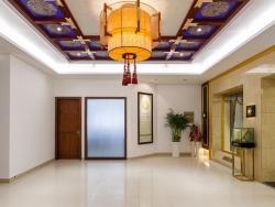 菲林克斯全房顶客厅中式
