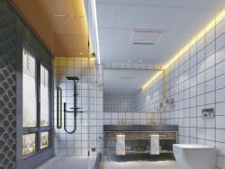 美尔凯特U5浴室暖空调