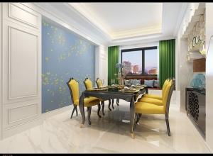 君澜客厅实木护墙板装修效果图,客厅实木墙面装修