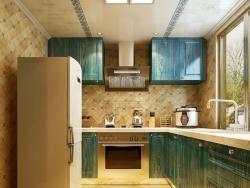 友邦厨房吊顶-地中海系列